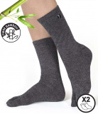 Chaussettes Tabi Bambou - 2 paires